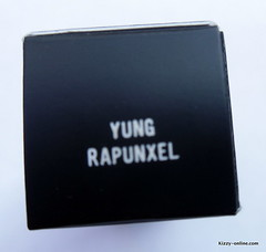 MAC Cosmetics Azealia Banks Yung Rapunxel Lipstick swatches pictures lips