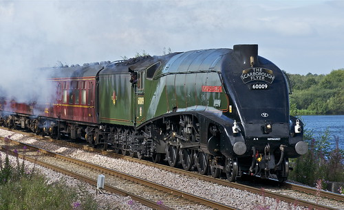 60009 'Union of South Africa'. Fairburn.