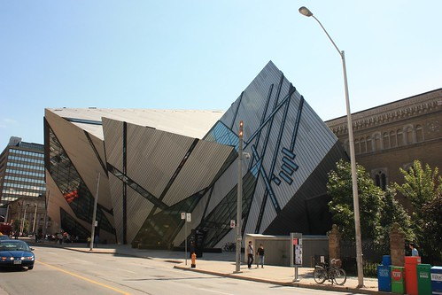 Royal Ontario Museum by Daniel Libeskind - Toronto