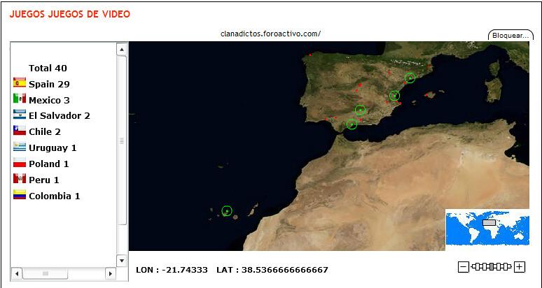 Contador de visitas y mapa 7962503326_620c7f928b_b
