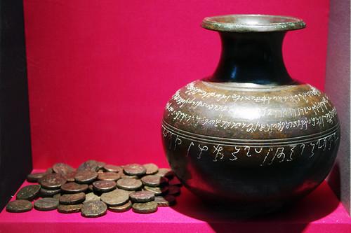British Museum offering to Buddha