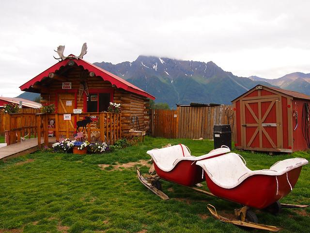 Reindeer Farm, Alaska