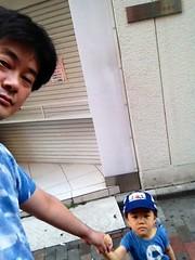 朝散歩 (2012/9/10)
