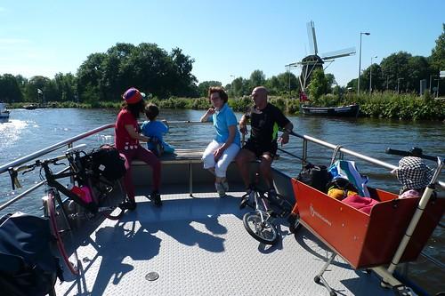 Aemstelhoeve bike camping trip 23