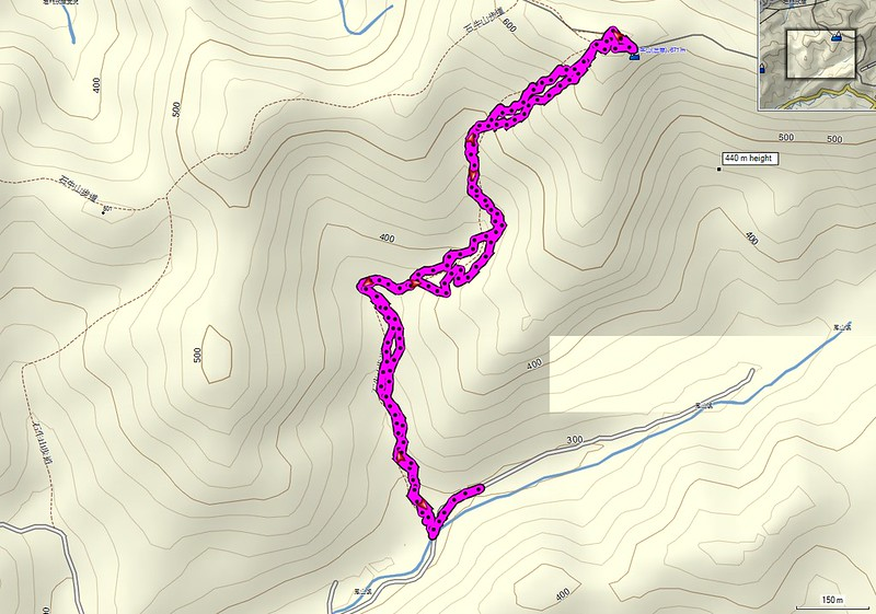 2012-1-1石牛山map