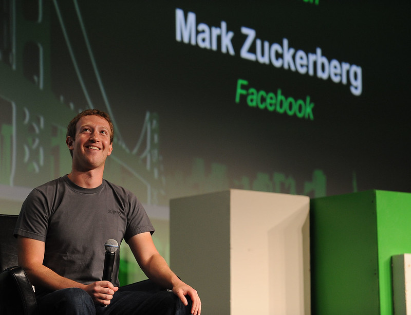Mark Zuckerburg Facebook Founder
