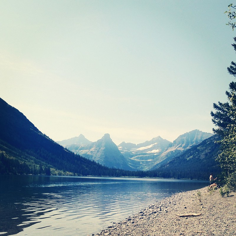 Lake Cosley, Glacier National Park