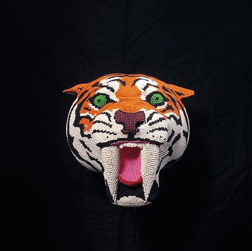 David Mach, Sabre Toothed Tiger