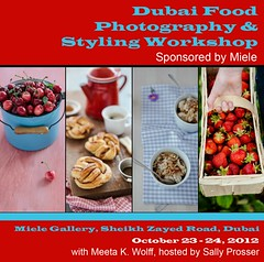 Dubai Food Photography and Styling Workshop