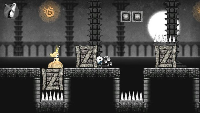 Dokuro on PS Vita