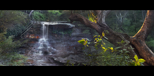 Weeping Rock || WENTWORTH FALLS