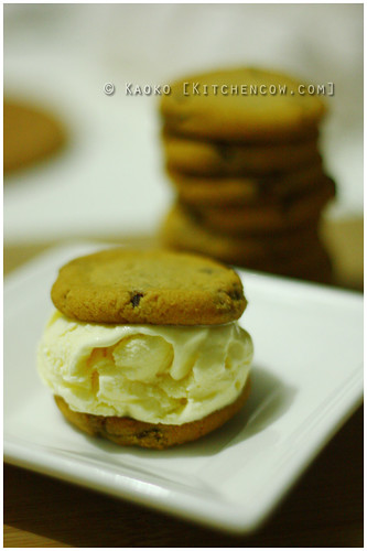 Sumptuous Sundays: Ice Cream Sandwich