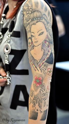 Tattoo Convention 2012 Genova