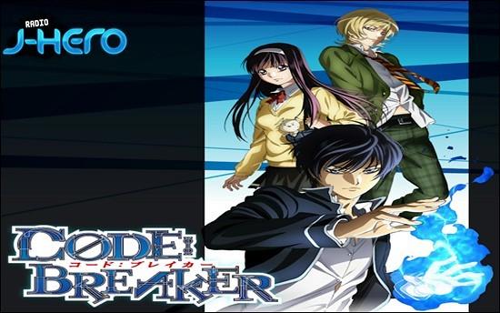 Novos Trailers da Adaptação para Anime de Code: Breaker!