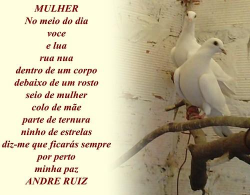 MULHER by amigos do poeta