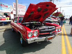 Phil's buddy Scott's Chevelle SS