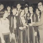 1976 tricampeã estadual 1