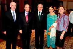 Celebración del 202 Aniversario de la Independencia de México en Colombia