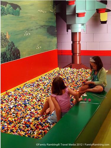 Pool of LEGOS in Kansas City