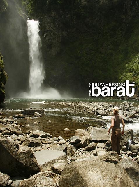 Tappiya Falls in Batad Ifugao