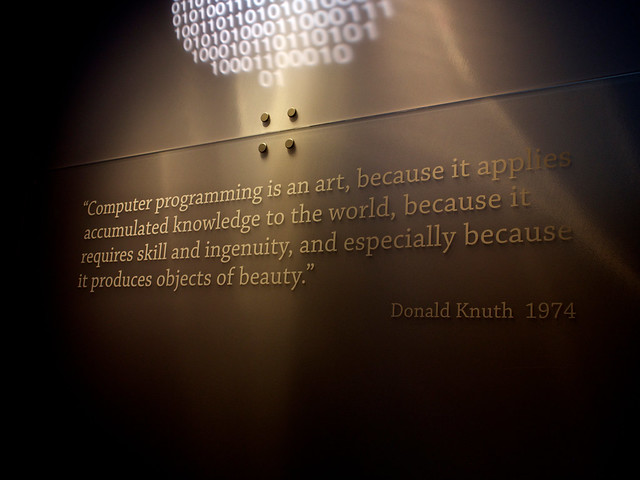 Knuth Quote