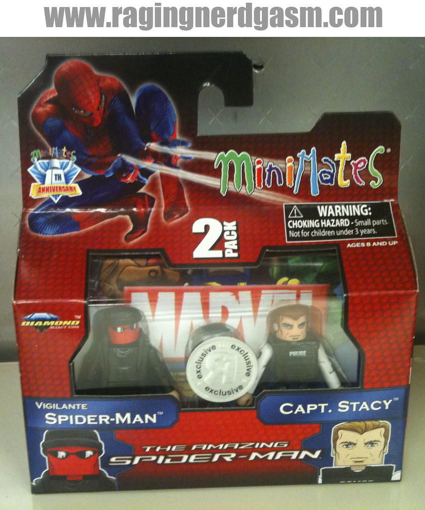 Minimates The Amazing Spider-Man 001