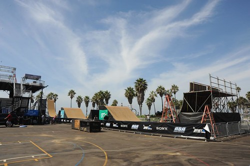 """Sony Big Air Triples"" in Venice: Saturday, Sept. 22nd"
