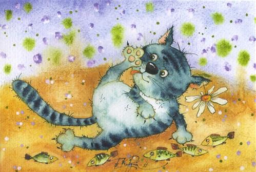 Victoria Kirdy Cat