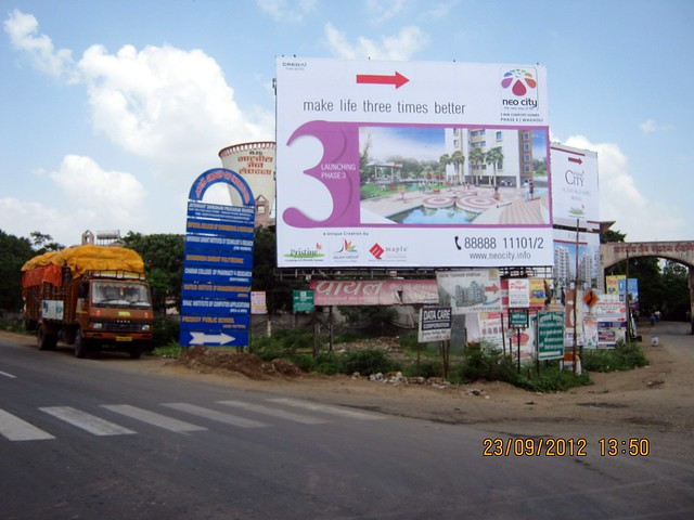 Launched! Phase 3 of Neo City, behind Jain College, Bakori Road, Wagholi, Pune 412207