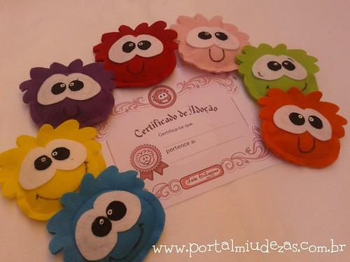 Qual Puffle, do Club Penguim, você adotaria ? by miudezas_miudezas