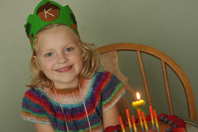 K's birthday