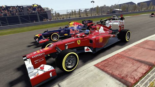 F1 2012 Car Setups Tuning Guide For All Tracks