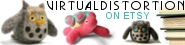 Virtualdistortion 185x45 Ad Design