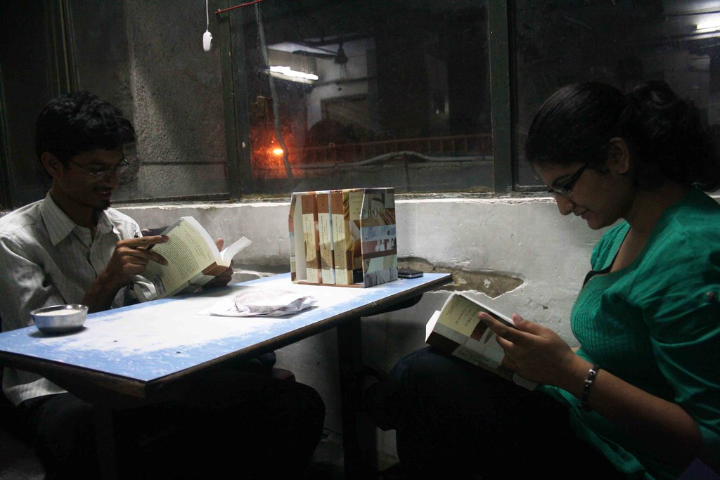 City Reading – The Delhi Proustians XXVIII, Indian Coffee House