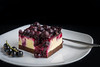 Blackcurrant Brownie Cheesecake - Explored July 28th, 2016
