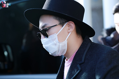 G-One GD ICN Seoul from Paris 2015-01-28