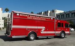 Beverly Hills CA Fire Dept USAR 1 - Urban Search & Rescue (2)