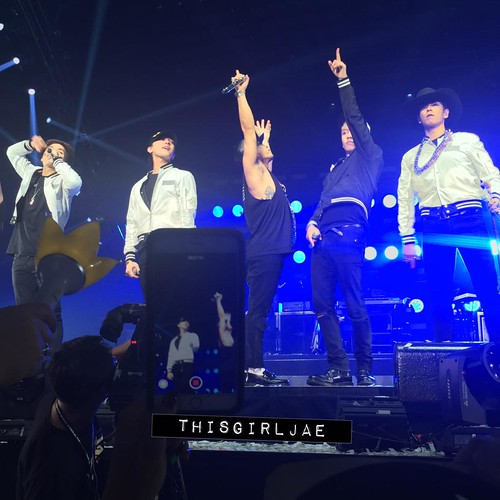 Big Bang - Made Tour 2015 - Las Vegas - 02oct2015 - thisgirljae - 02