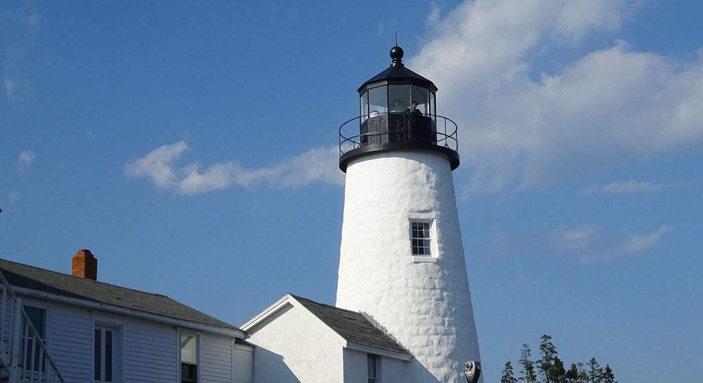 Heron Island Maine Map