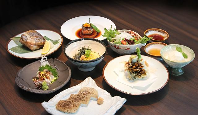 Ehime Seafood and Sake Pairing Menu by Takujo Japanese Dining