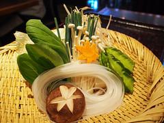 Shabu-Shabu (Vegetables Sheng)