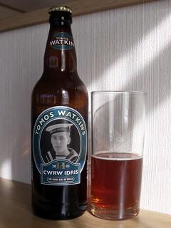 Tomos Watkin, Cwrw Idris, Wales
