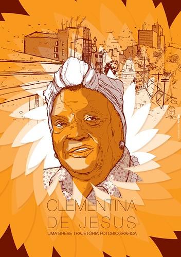 Clementina de Jesus by GregOne Brasil