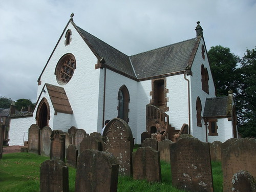 Applegarth church