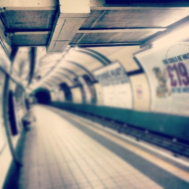 Marylebone #emptyunderground