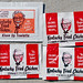 Kentucky Fried Chicken Kleen Up Towlettes, 1950's & 1960's