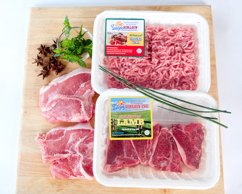 Suzy Sirloin's fresh meat products