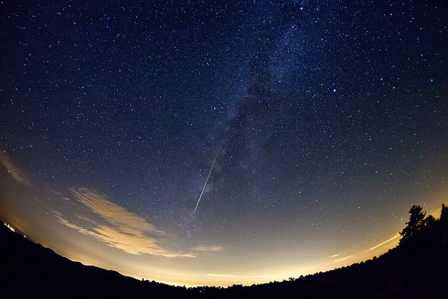 Perseid Meteor Shower 2012