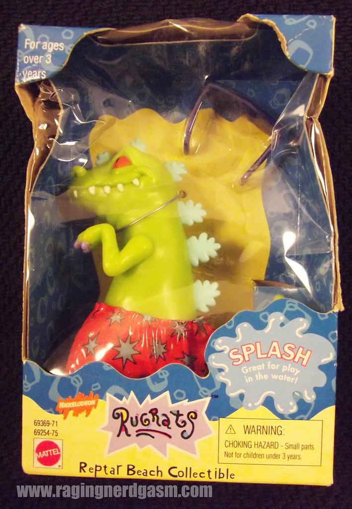 Nickelodeon Rugrats figures_0001