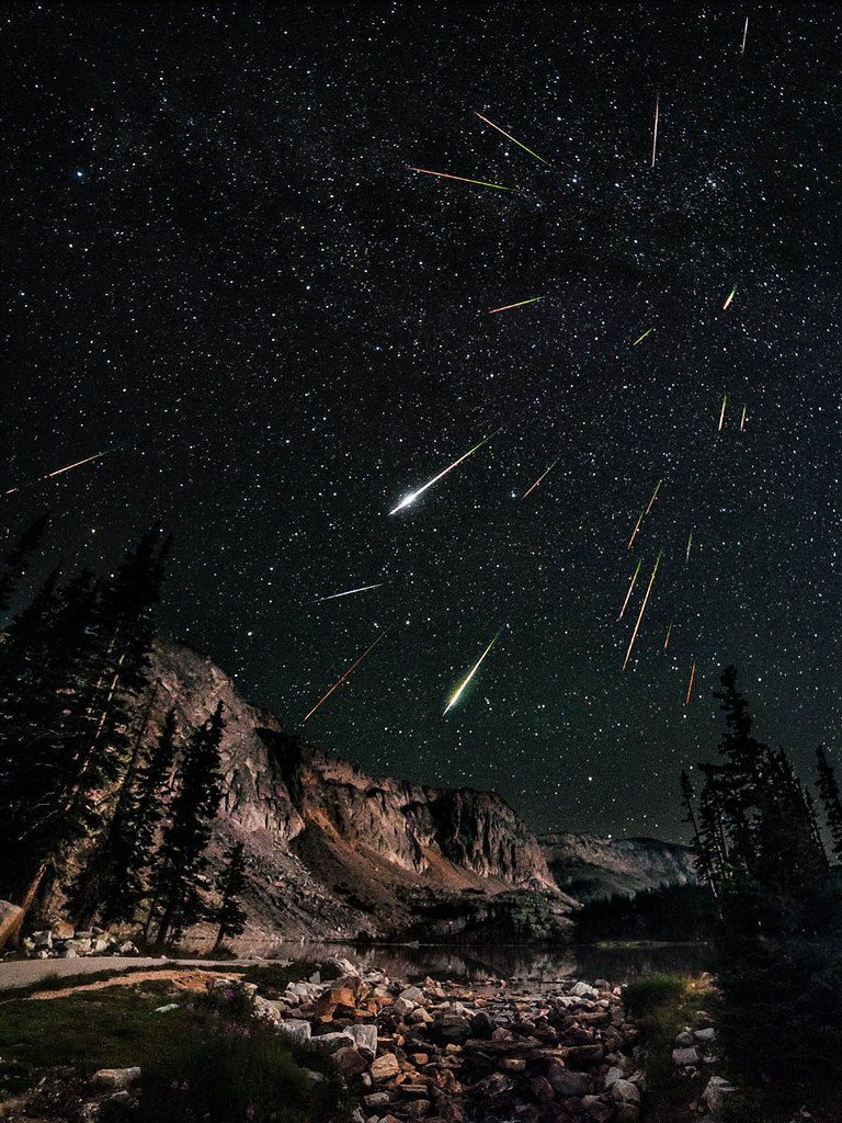 Snowy Range Perseids Meteor Shower